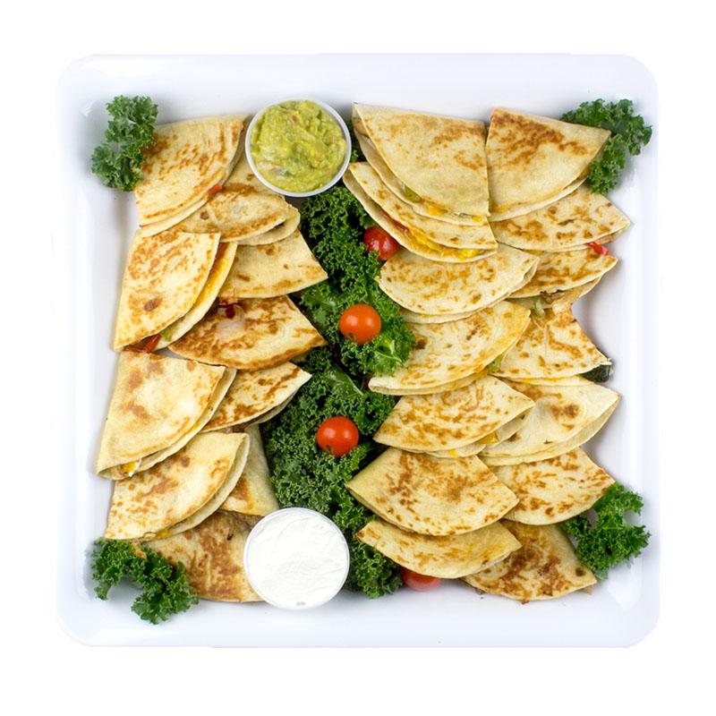 Quesadillia-Platter